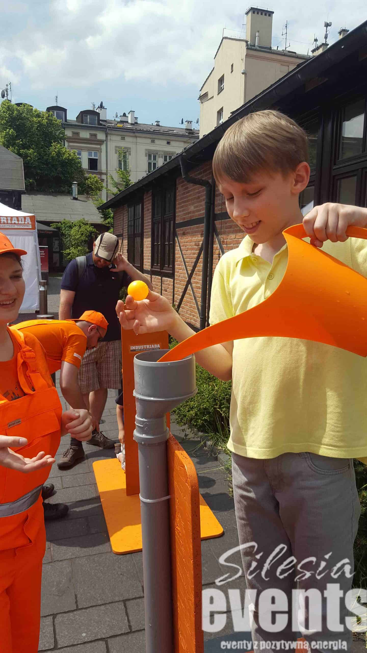 gry miejskie śląskie, imprezy integracyjne śląskie