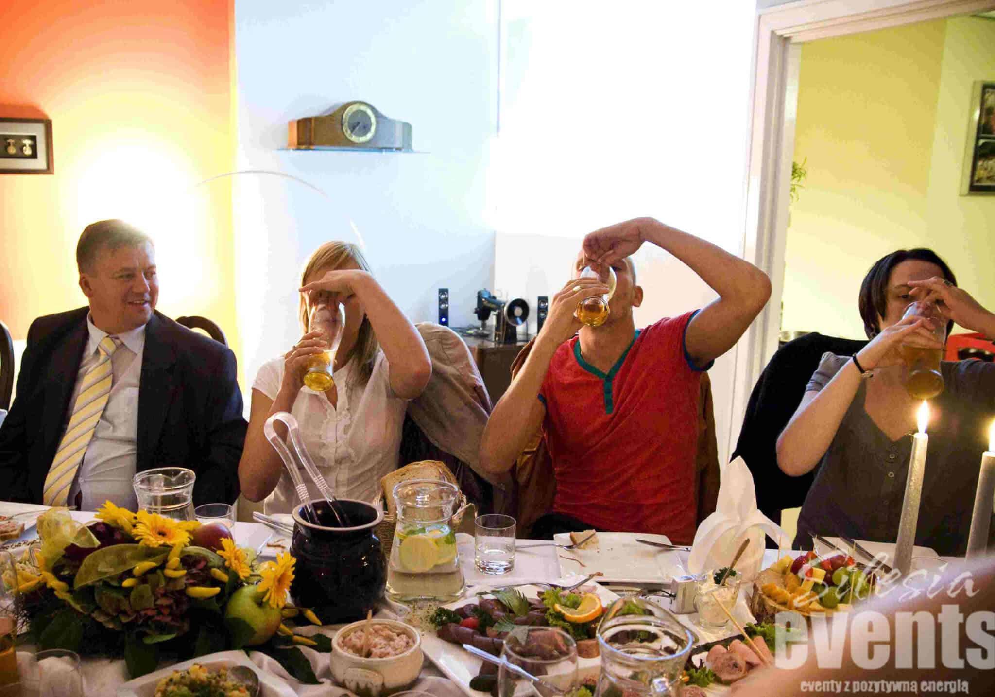 warsztaty kulinarne śląskie, imprezy integracyjne śląskie, team building śląskie