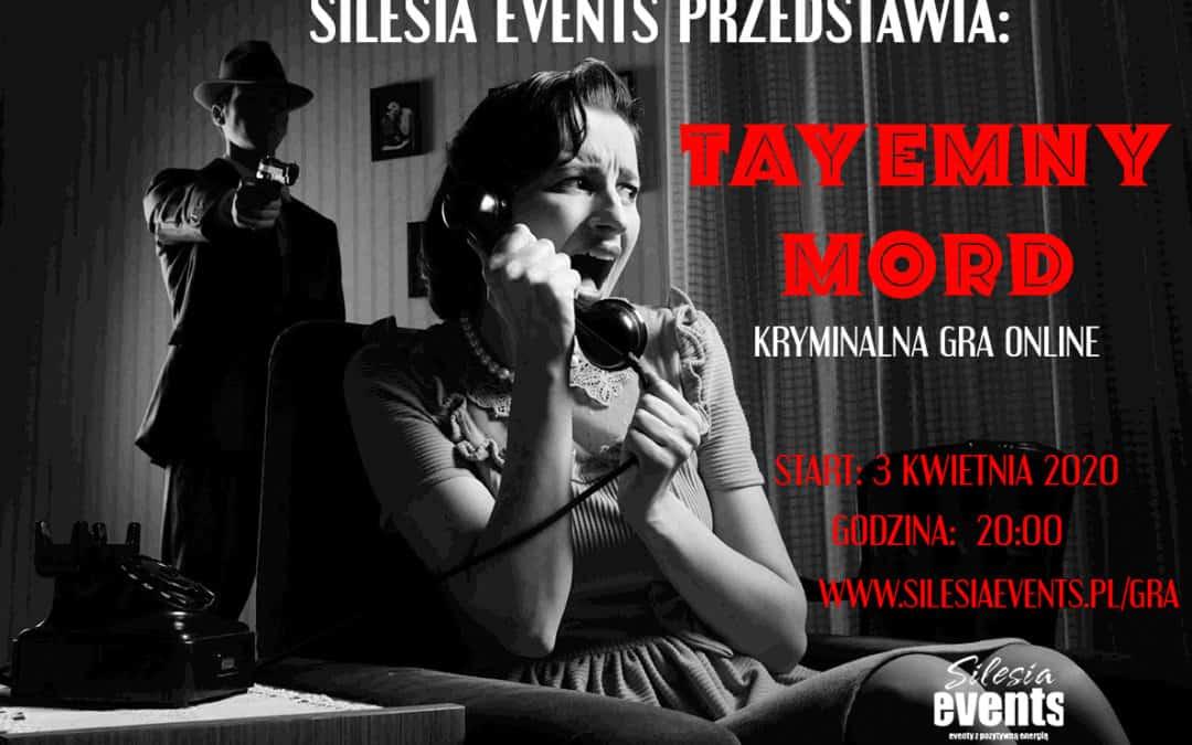 """RUSZA """"TAYEMNY MORD""""!"""