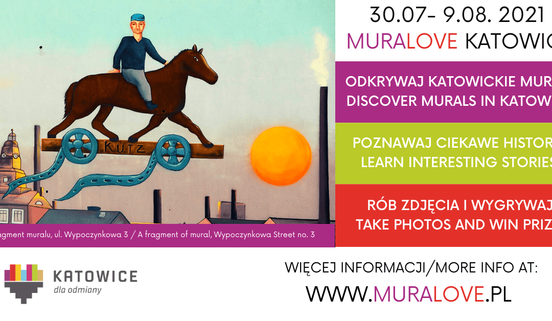 30.07-9.08 MURALOVE Katowice – FotoGra