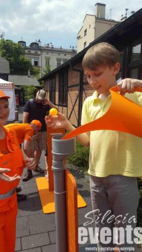 gry miejskie śląskie, imprezy integracyjne śląskie, Industrialny Plac Zabaw, atrakcje dla dzieci śląskie, animacje dla dzieci śląskie