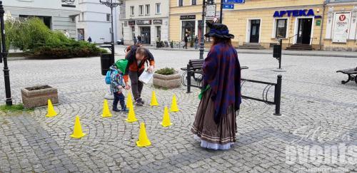 atrakcje dla dzieci śląskie, gry miejskie śląskie, gry edukacyjne śląskie, gra miejska Tarnowskie Góry