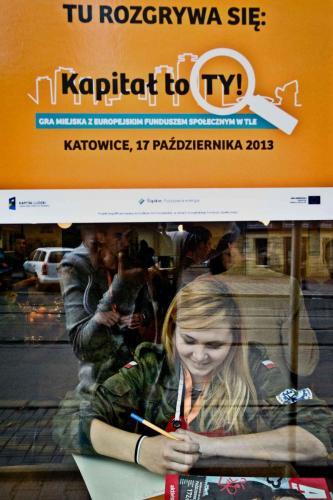 gra miejska Katowice, gry miejskie śląskie, gry edukacyjne śląskie